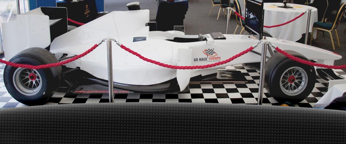 F1 Car Branding Opportunities