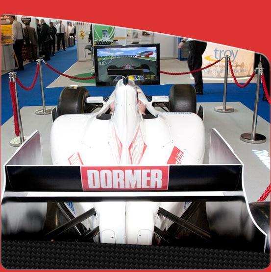 F1 Simulator Livery