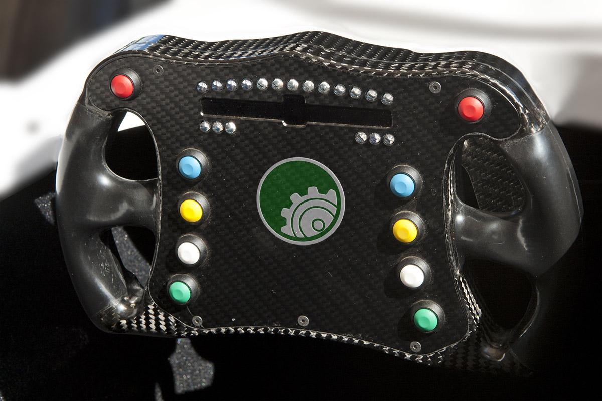 F1 Simulator Wheel