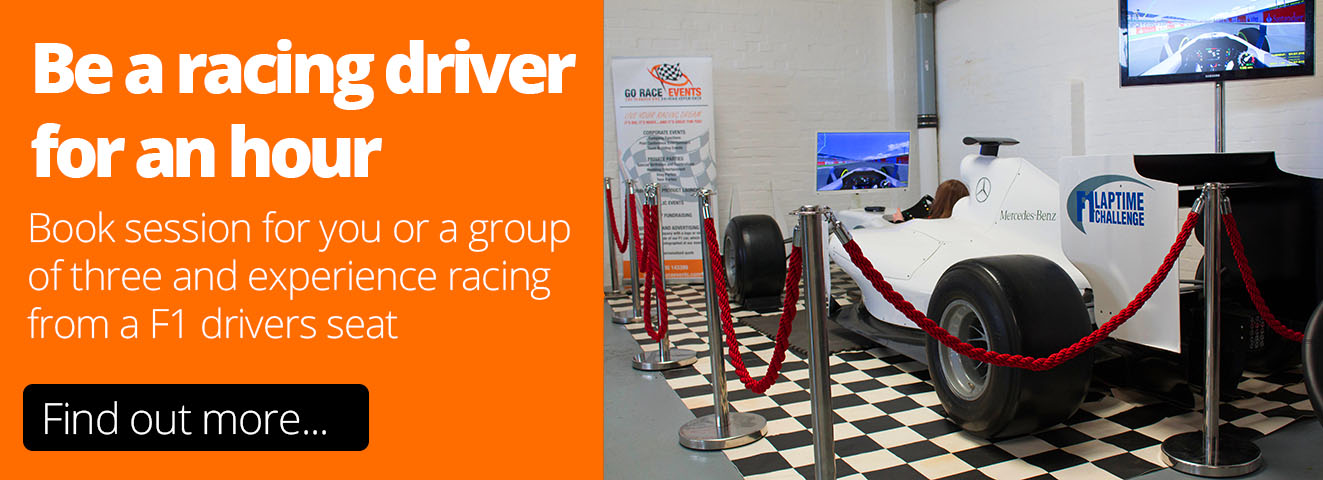 go race booking