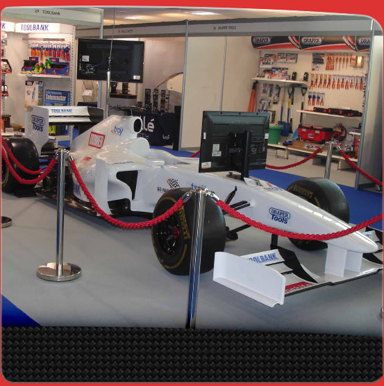 F1 Simulator Logos